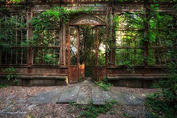 The Greenhouse 7 van Kirsten Scholten