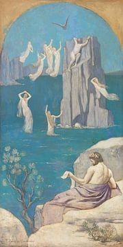 dramatische Dichtung (Aischylos), Renoir (1896) von Atelier Liesjes