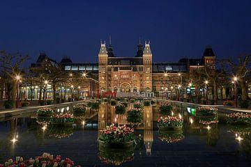 Rijksmuseum Amsterdam von Sabine Wagner