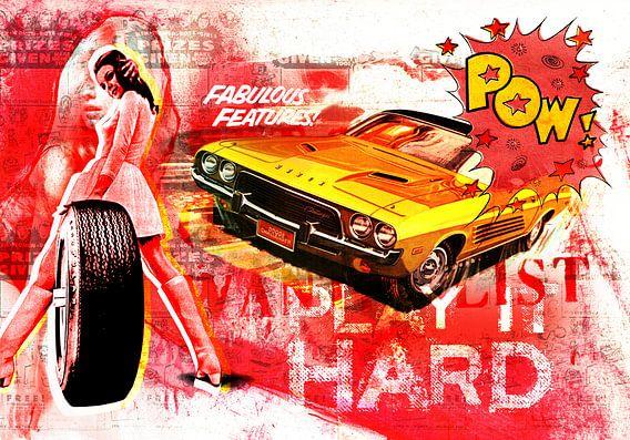 Play It Hard van Feike Kloostra
