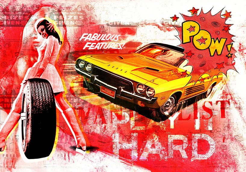Play It Hard von Feike Kloostra