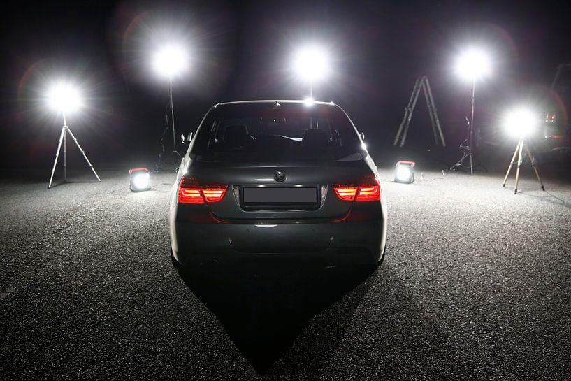 BMW E90 - 3er BMW am Set van Erich Werner