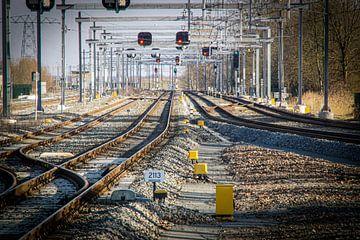 Lijnenspel van spoor