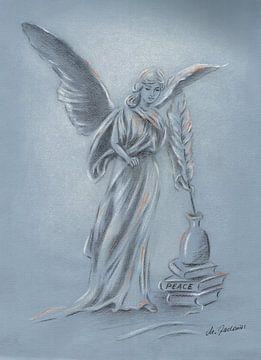 Ange de la Paix - Ange Art sur Marita Zacharias