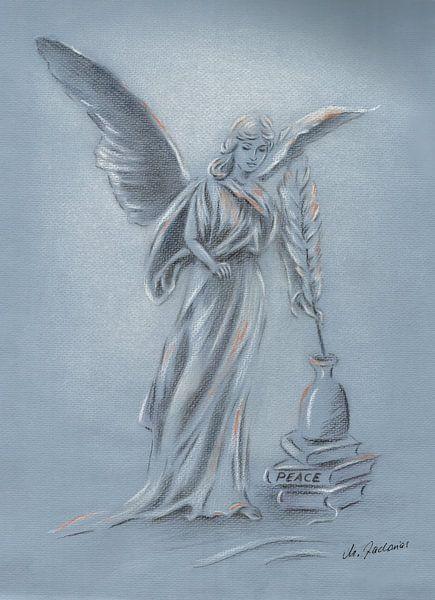 Engel van Vrede - Angel Art