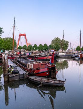 Oude Haven Rotterdam van Jeroen Kleiberg