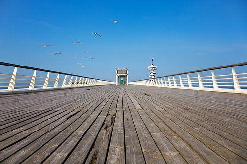 Pier Scheveningen van Anton de Zeeuw