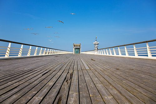 Pier Scheveningen von Anton de Zeeuw