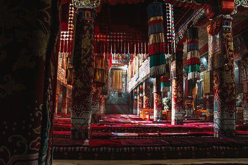 Mystiek in een Tibetaanse klooster