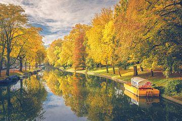 Maliesingel in autumn van Alessia Peviani