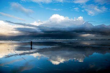 Strand Midsland aan Zee von Arjan Boer