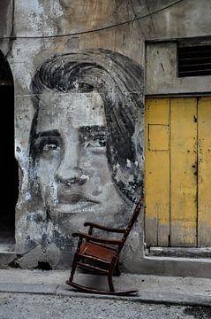 street art havana cuba van Sabrina Varao Carreiro
