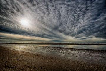 Strand Wijk aan Zee (Niederlande) von Manuel Speksnijder