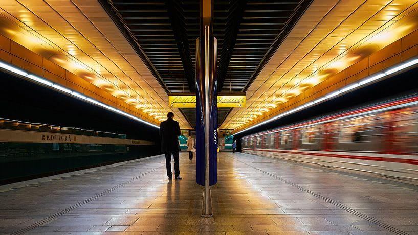 Prague Underground van Scott McQuaide