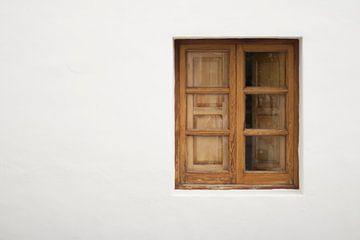 Ibiza window van Photo Dutch