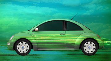 VW Nieuwe Kever van aRi F. Huber
