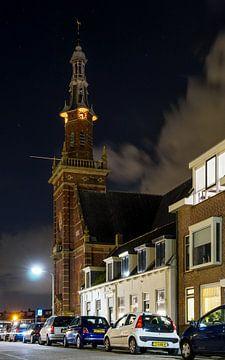 Nieuwe kerk Katwijk sur Dirk van Egmond