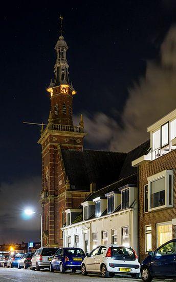 Nieuwe kerk Katwijk van Dirk van Egmond