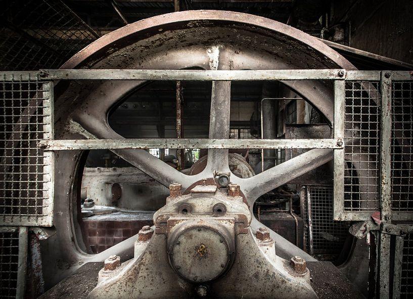 Wheel of fortune van Olivier Photography
