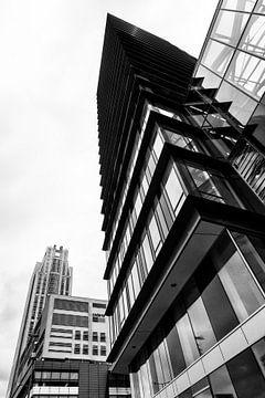 Rotterdam skyscrappers von Rob van der Teen