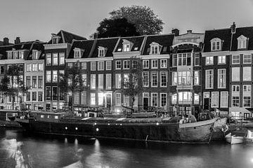 Die Amsterdamer Grachten von Paul van Baardwijk
