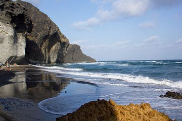 The Rocky Coast of Cabo de Gata sur Cornelis (Cees) Cornelissen