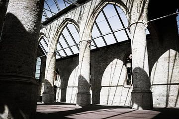 historische kerk von Iris van der Veen