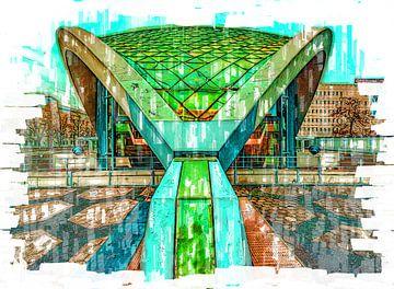 Dortmund Stadttheater von Johnny Flash