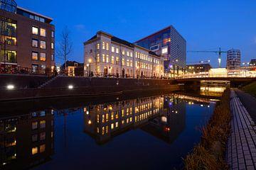 Het Vinkepand met hierin de Social Impact Factory Utrecht sur Donker Utrecht