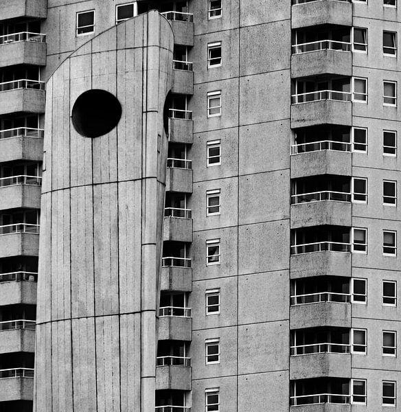 Ooorlogsmonument De Boeg Rotterdam van Sigrid Klop