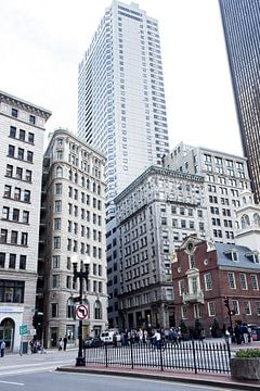 Architectuur Boston van Tine Schoemaker