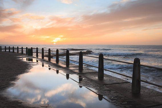 Promenade Reflection, Cape Town van Mark Wijsman