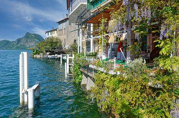 Gandria sur le lac de Lugano