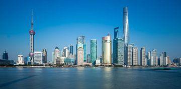 Shanghai Blau von Inge van den Brande