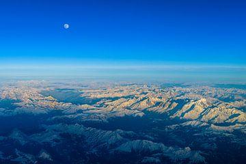Mondaufgang von Denis Feiner