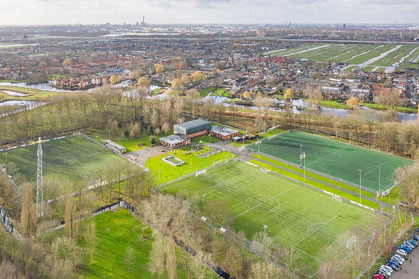 Voetbalclub OFC (Oostzaan) van Pascal Fielmich