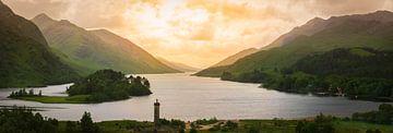 Glenfinnan Viadukt Schottland von Fabrizio Micciche