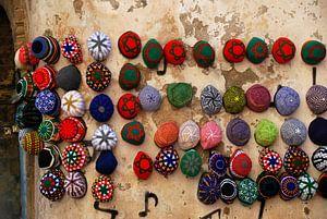 Hoedjes in Marokko