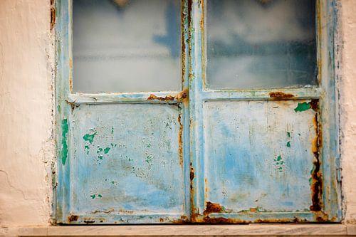 Old window - bright future