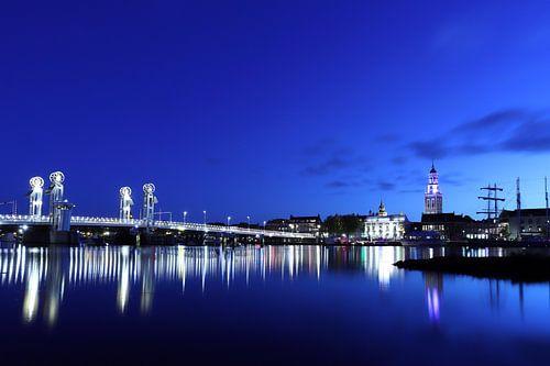 Stadtbrücke Kampen von