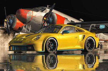 Porsche 911 GT3 RS Vom Standard zum unaufhaltsamen Performance-Auto von Jan Keteleer