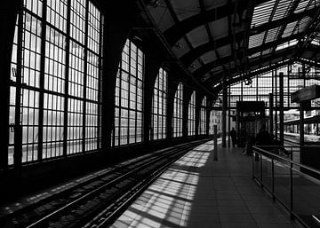 Friedrichstraße van Iritxu Photography