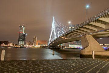 Erasmusbrug van Ad Van Koppen