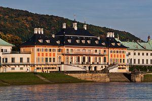 Pillnitz Castle, Dresden van