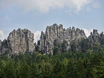 Tschechische Dolomiten von Maik Jansen