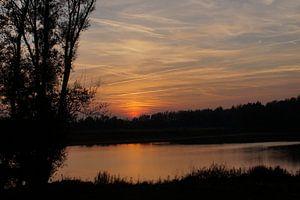 Sonnenuntergang von Willemijn