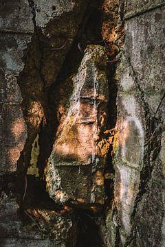 Gebrochene Mauern von MindScape Photography