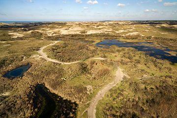 Duinlandschap Egmond aan Zee van Fotografie Egmond