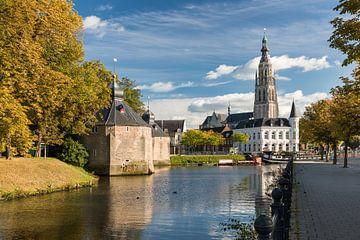 Ombres d'automne chez Breda Spanjaardsgat sur Jean-Paul Wagemakers