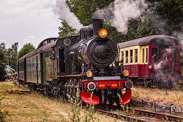 Dampflokomotive 1040 von Rob Boon